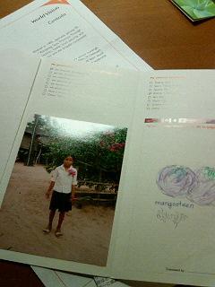 カンボジアのマイチャイルド